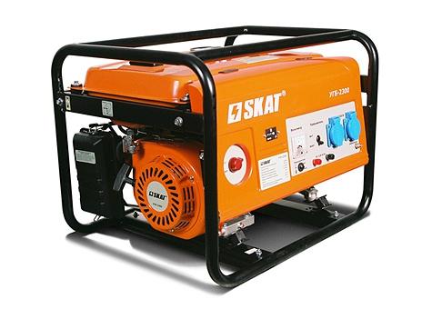 Бензиновый генератор 2 генератор
