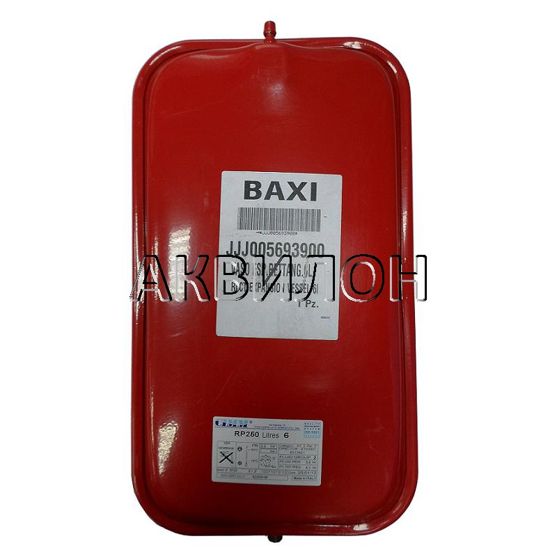 Расширительный бак котла BAXI MAIN Four 24